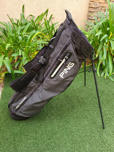 Ping Hoofer Craz-E-Lite 4 Way Stand Bag -NEW!