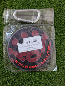 NEW Scotty Cameron Gallery Exclusive 7 OT TOUR CROWN Script Rubber Putting Disc