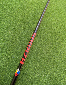Project X HZRDUS Red 6.0 Stiff 62g UnCut Driver Shaft- New