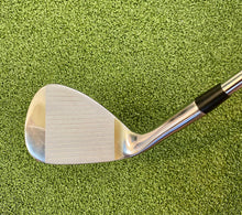 Warrior Custom Golf DCP Grooves 60* Lob Wedge,RH,Warrior Custom Golf Wedge Flex Steel Shaft- Very Nice Condition