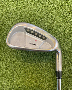 TaylorMade RAC OS 5 Single Iron, RH, TaylorMade Precision Regular Steel - Good Condition!
