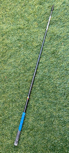 "Project X HZRDUS Smoke Black 6.0 Stiff 70g Driver Shaft, RH, 44.75"" TaylorMade Adaptor- Excellent Condition!"
