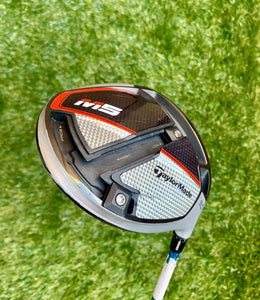 TaylorMade M5 Twist Face 9.0* Driver, RH, Project X Even Flow Blue 65g Stiff Shaft- Good Condition!!