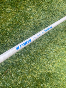 Excellent ... Fujikura Atmos Blue Tour Spec 6x 3 Wood Shaft With TaylorMade Tip.