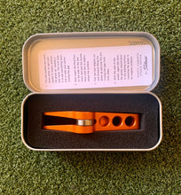 "Scotty Cameron Gallery ""TOUR ONLY"" High Roller Pivot Tool- Orange .... BRAND NEW!!!"
