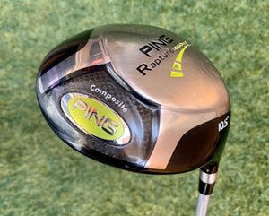 Ping Rapture 460cc 10.5* Driver, RH, Ping TFC 909D Regular Shaft- Good Condition!!