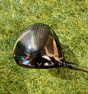 Tour Issue Callaway Rogue  With JailBreak Technology 8.5* Driver , RH, Aldila Xtorsion Green 88g Tour X-Stiff Shaft- MINT CONDITION!!