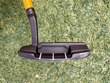 "Momentus Golf Tour Model 506 Weighted Training Putter, RH, 35"" No H/C- Good Condition"