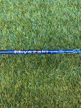 NEW!!...Cleveland Launcher HB 12* ,RH, With Miyazaki C.Kua Regular Shaft.