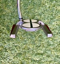 "Odyssey 2-Ball F-7 Putter, RH, 35"" With H/C- Good Condition"