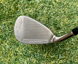 TaylorMade Burner XD Approach Wedge, RH, TaylorMade ReAx SuperFast Steel Regular Shaft- Good Condition