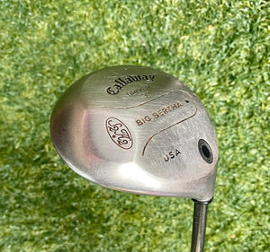 Callaway Big Bertha 9.0* Driver, RH, Aldila RCH 60 Regular Graphite Shaft- Fair Condition!!