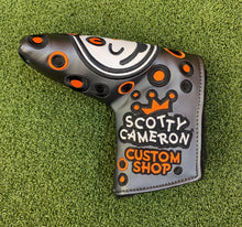 Scotty Cameron Custom Shop, Jackpot Johnny, Blade Putter HeadCover Orange- Limited Release- NEW!!