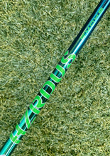 "Project X HZRDUS Smoke Small Batch Green ""The Hulk"" PVD Finish 70g 6.5, UnCut Driver Shaft- NEW!!"