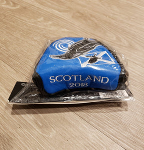 Brand New Odyssey 2018  Genuine Leather Headcover Scotland 2018