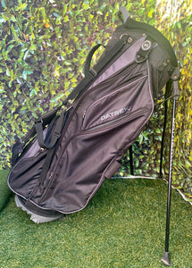 Datrek Go Lite Hybrid 14 Way Stand / Carry Bag, Black-Good Condition!