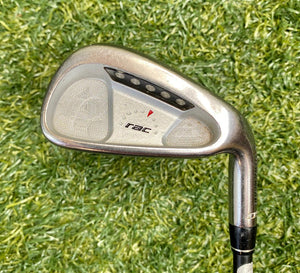 TaylorMade RAC OS 5 Single Iron, RH, TaylorMade UltraLite M (Senior) Graphite Shaft- Good Condition