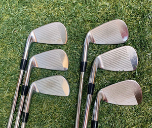 Titleist Forged 690 CB 4-Pw Iron Set (Missing 6 Iron), RH, Dynamic Gold S300 Stiff Steel Shafts- Good Condition