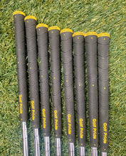 Ping Zing Orange Dot 3-Pw Iron Set, RH, Ping KT Mature/Senior Steel Shafts-Good Condition!