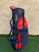 2019 Callaway Fusion Zero Golf Stand Bag - Navy/Red/White...NEW!!!