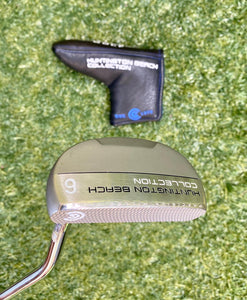 "Cleveland Huntington Beach Collection #6 Putter, RH, 35"" With H/C- Great Condition"