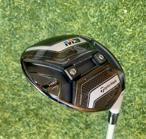TaylorMade M3 9.5* Driver, RH, Aldila Rogue 110 MSI 70-3.1-Stiff Shaft- Good Condition!