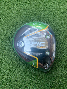 BRAND NEW!... Tour Issue Callaway Epic Flash With JailBreak Technology 15* 3 Wood,RH- HEAD ONLY!!!