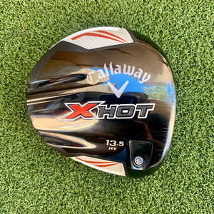 Callaway X Hot HT 13.5* Driver, RH, HEAD ONLY - Good Condition!!