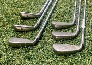 Ping G30 Blue Dot 5-Pw Iron Set, RH, Ping CFS Distance Steel Shafts- Good Condition!