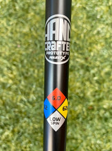 Project X HZRDUS Black HandCrafted ProtoType 6.0 Stiff 62g UnCut Driver Shaft- New