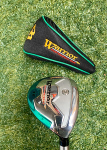 Warrior Custom Golf TE TomaHawk Edge 4 Hybrid, RH, Warrior Tour 3.1 Graphite Shaft- Excellent Condition
