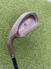 Ping Eye2+ Black Dot Beryllium Copper 3 Single Iron,LH,Ping Graphite Shaft,Nice