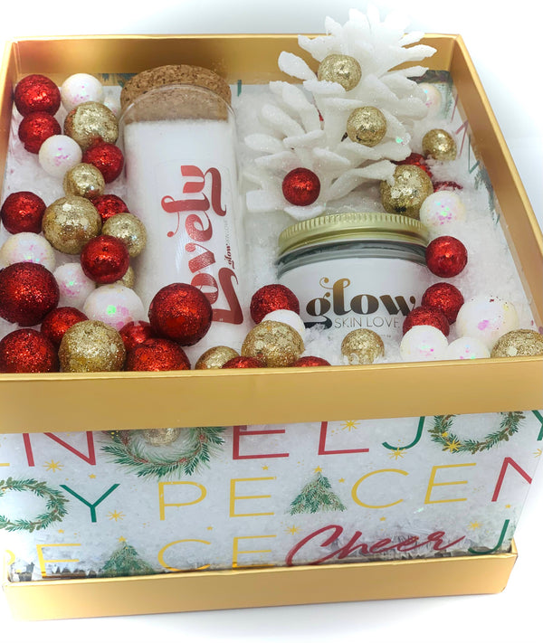 Glow + Lovely Gift Box
