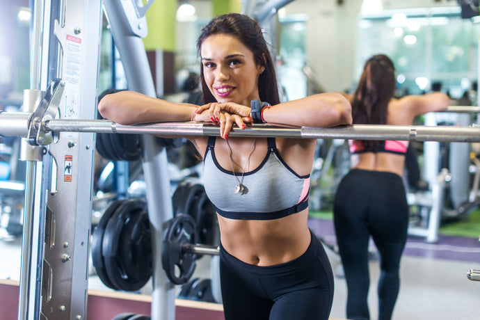 Cassie Lambert's Ultimate Smith Machine Guide To Build Muscle