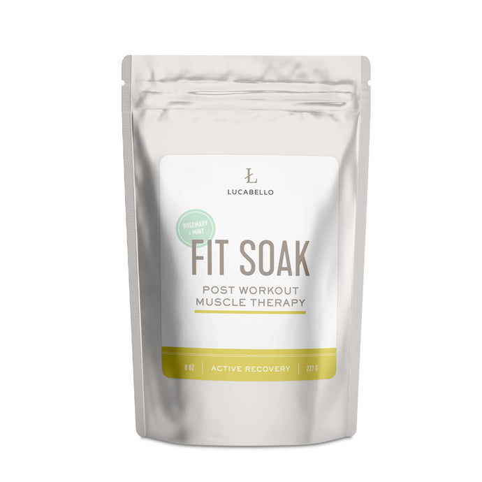 Fit Soak | Muscle Recovery Bath Salt