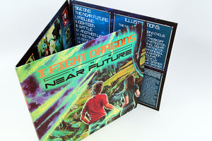 The Near Future LP & Poster & Booklet & MP3