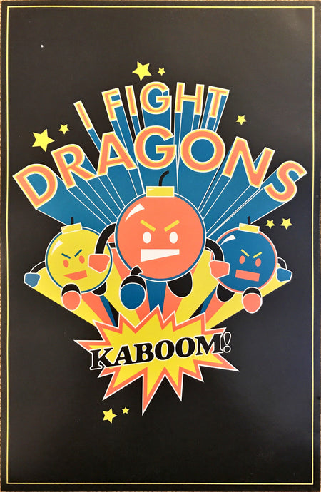 KABOOM! Poster