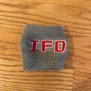Grey IFD Sweatband (Discontinued)