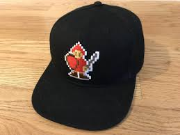 I Fight Dragons Embroidered Hat