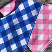 Pink Picnic Checks