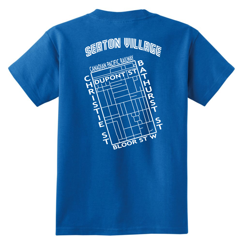 Seaton Village Youth Tshirt