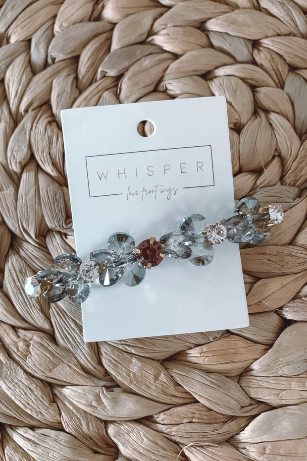 Crystal Hair Clip Accessories