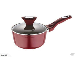 Bergner Forged Ceramic Coating Saucepan BG-6614