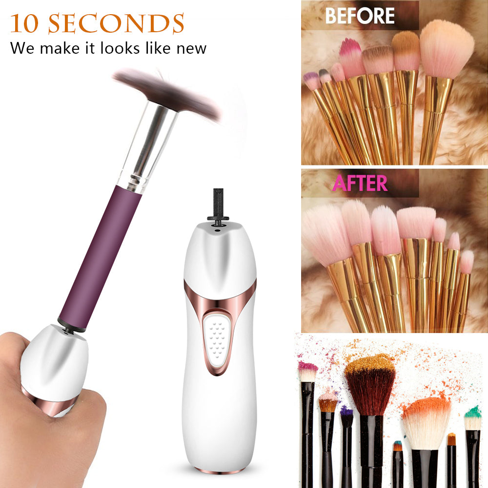 Makeup Brushes Cleaner and Dryer Set!