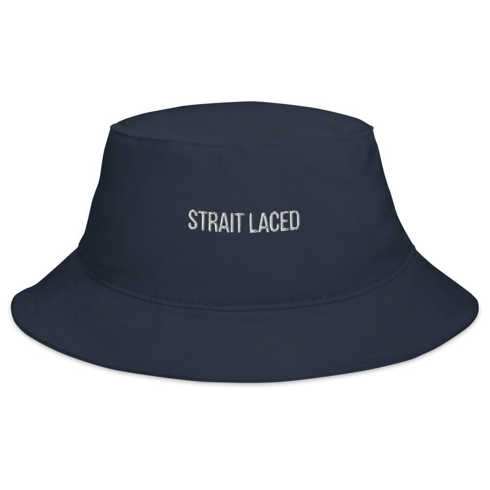 Strait Laced Bucket Hat