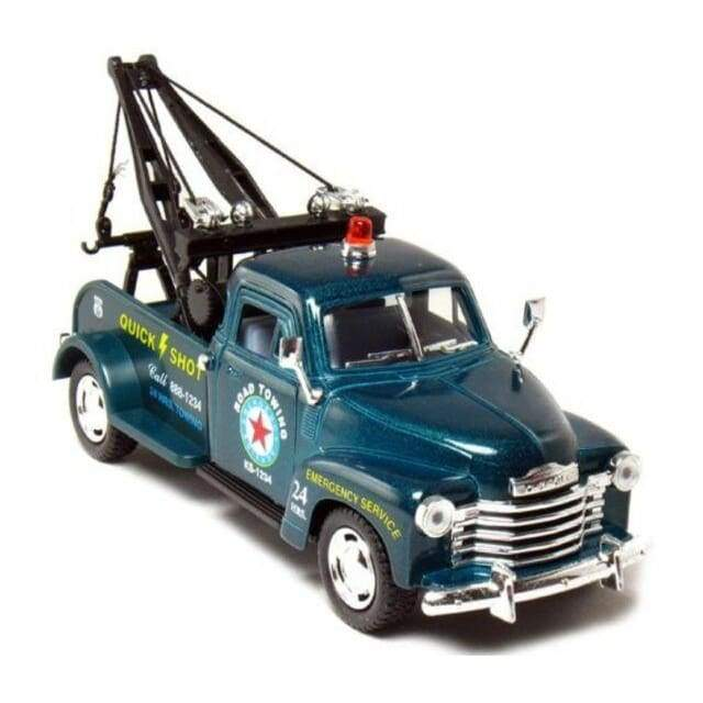 1953 Chevrolet 3100 Wrecker Off Road Toys $11.95