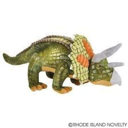 27 Animal Triceratops Plush Toys $29.99