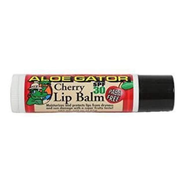 Aloe Gator Lip Balm Flavored SPF 30 General Merchandise $2.99