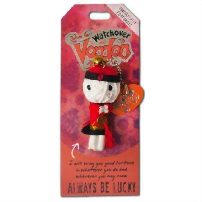 Always Be Lucky Watchover Voodoo Doll Gifts $10.99