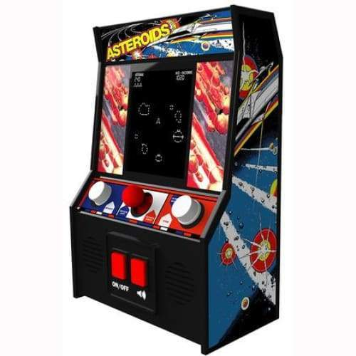 Arcade Classic Asteroids Game Toys $26.99